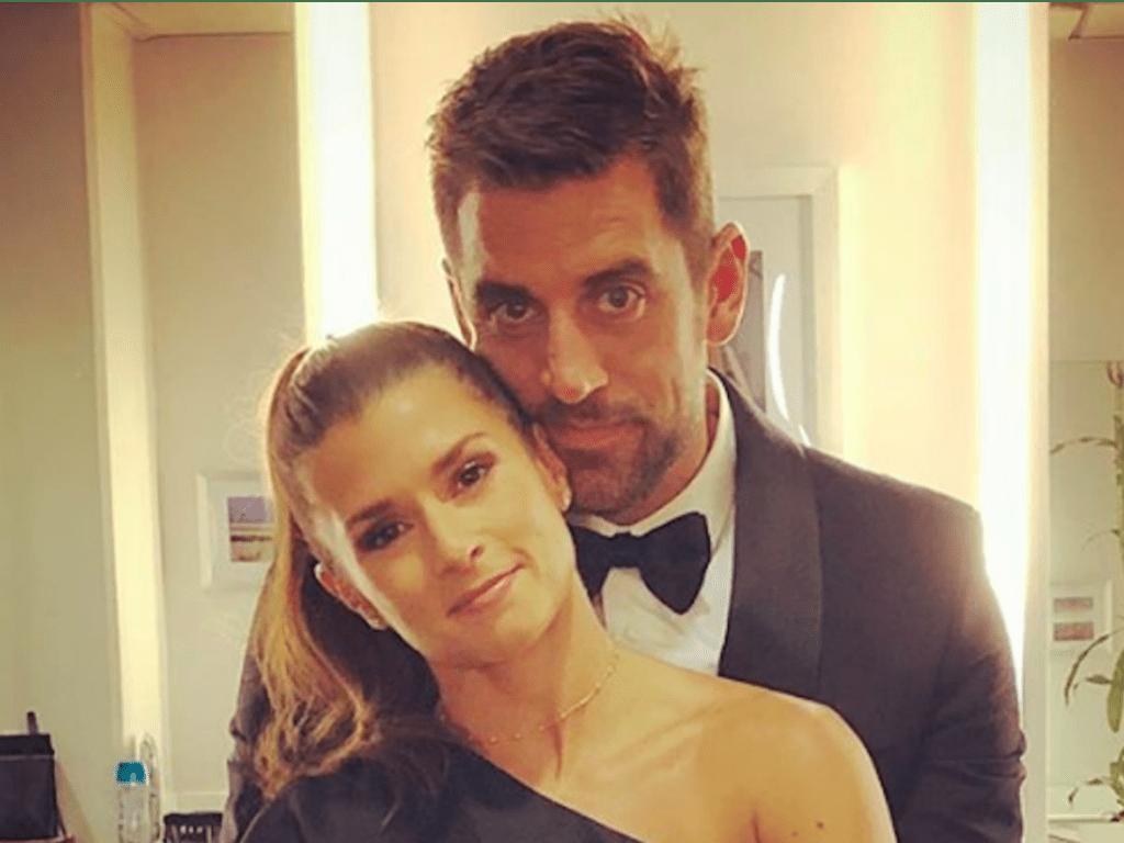 Danica Patrick Raves About Boyfriend Aaron Rodgers Hotness Celebrity Couples Couples Celebrity News