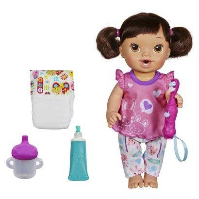 Baby Alive Brushy Brushy Baby Doll Baby Alive Dolls Modern Baby Toys Homemade Baby Toys