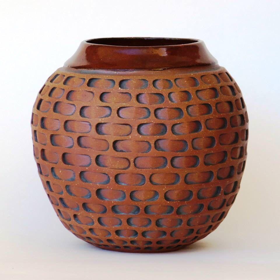 Paula Diaz Sylvester Pottery Vase Floor Vase Diy Vase
