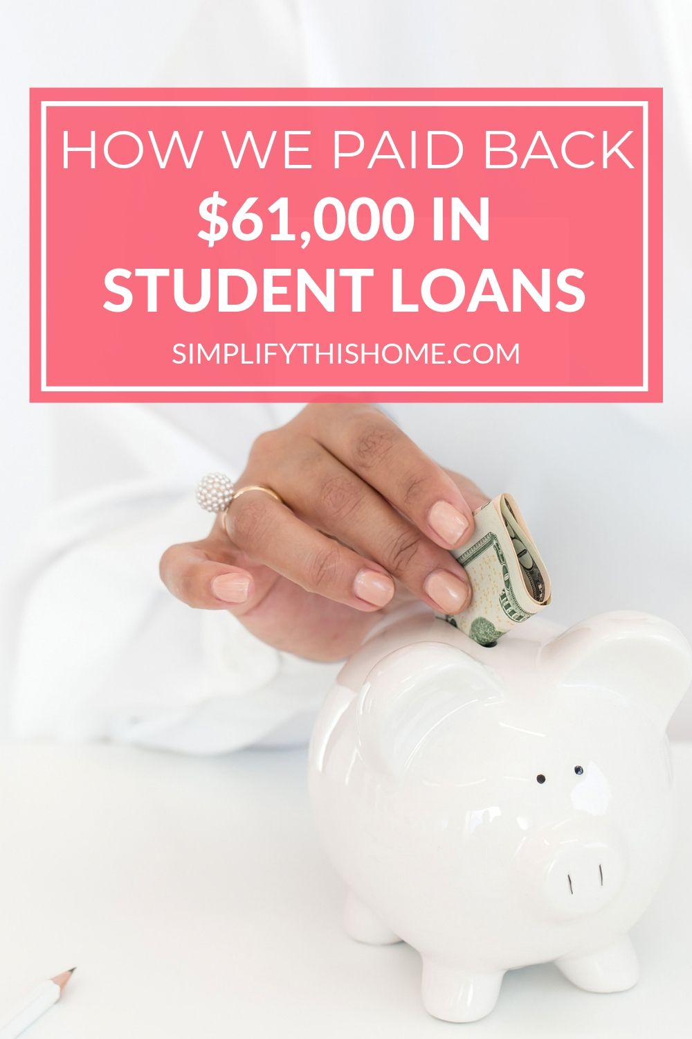 February 2019 student loan update 61345 paid back in 4