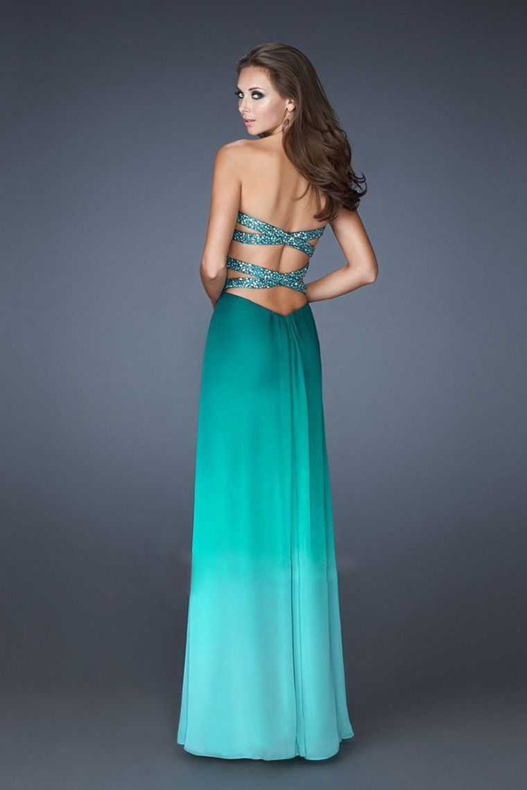 Wish we had dresses this pretty when I was in highschool | My Style ...