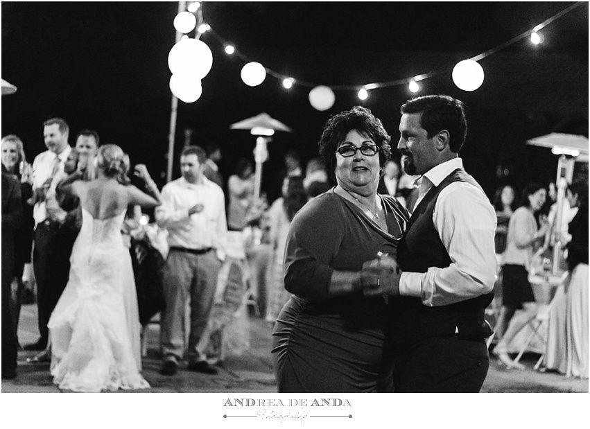 Groom And Mom Mother Son Dance Andrea De Anda Wedding
