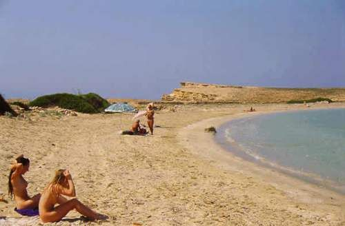 Block island nude beach
