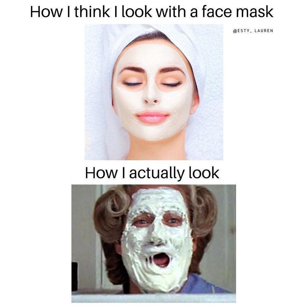 Happy Face Mask Friyay Don T Forget To Put Your Bella Vida Mask On Facemaskfriday Skincar Beauty Memes Beauty Quotes Makeup Clean Skincare