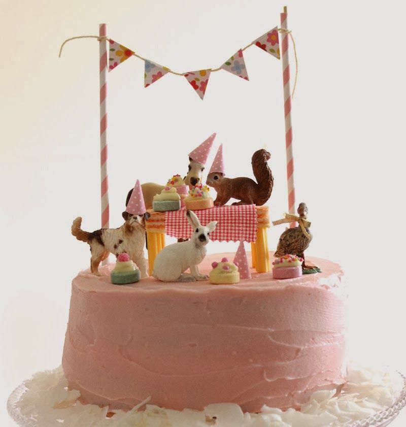 Diez Sencillas Y Originales Ideas Para Decorar Tus Tartas Y - Ideas-para-decorar-una-tarta