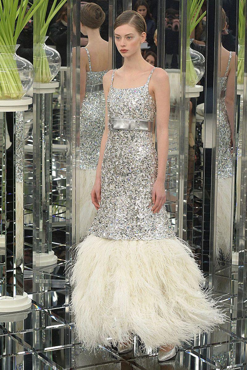 Los mejores momentos del desfile de Chanel Couture - ELLE : ELLE