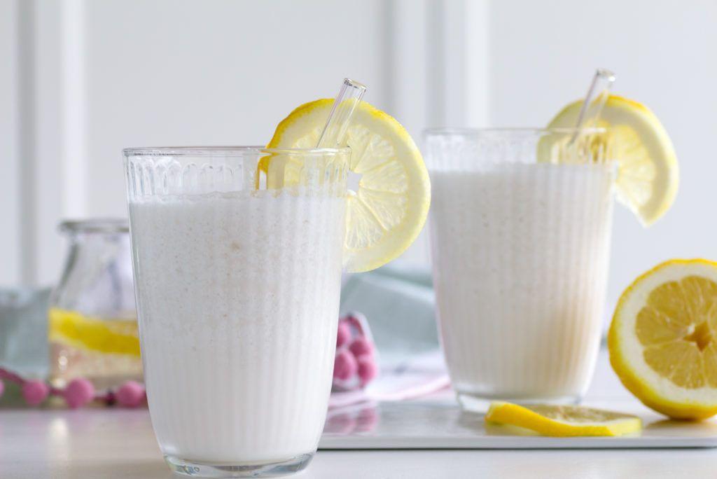 Herrlich erfrischend -Whipped Frozen Lemonade • House No 37