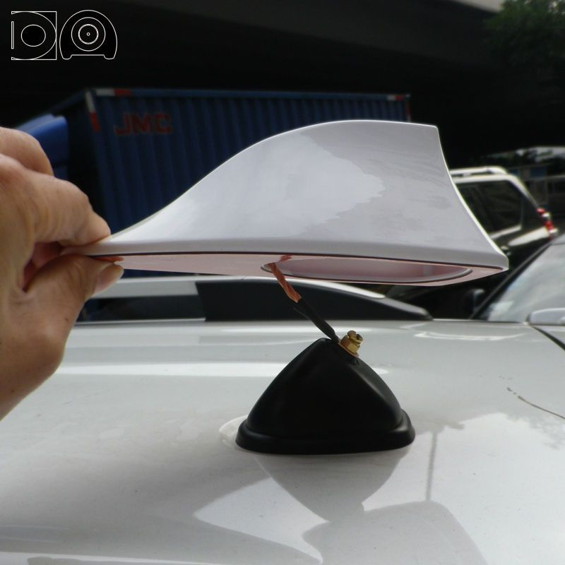 Shark Fin Antenna Special Car Radio Aerials Shark Fin Auto