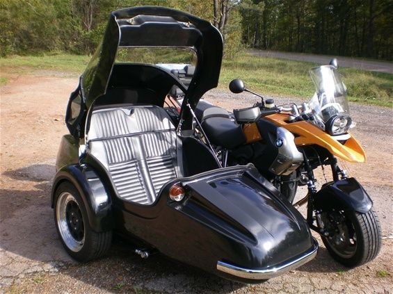 Ezs Sidecar Side Car Mecanique Moto 1200 Gs