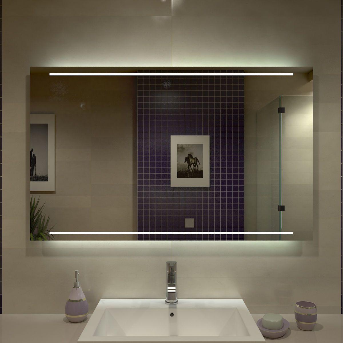 Ayna Ve Banyo Aynalari Fiyatlari Ayna Modelleri Com Led Spiegel Badspiegel Led