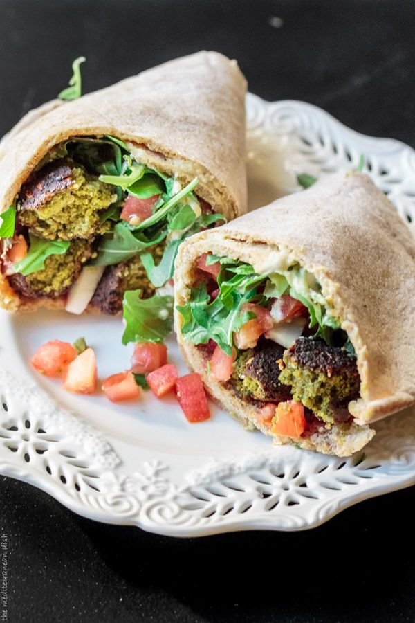 how to make falafel easy
