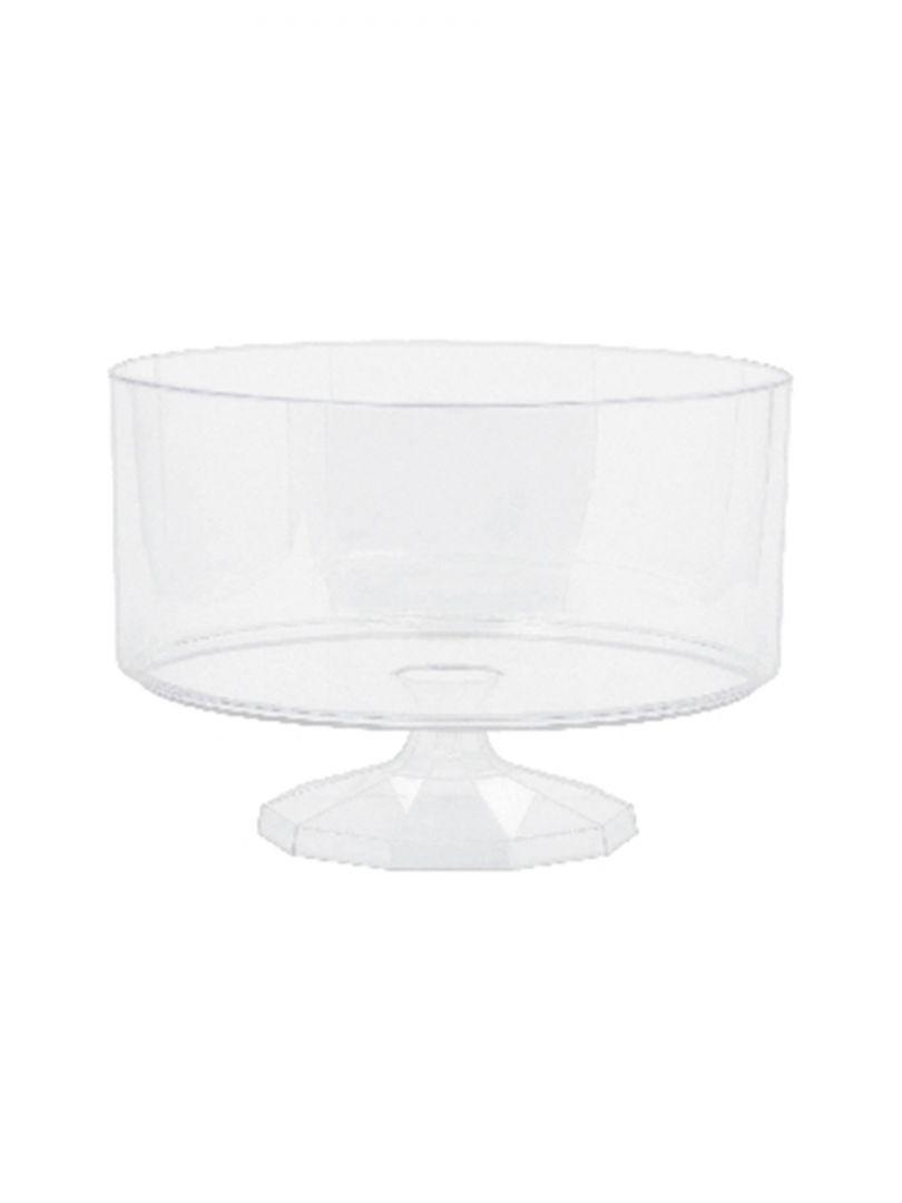 Copa de Plástico Transparente Mediano