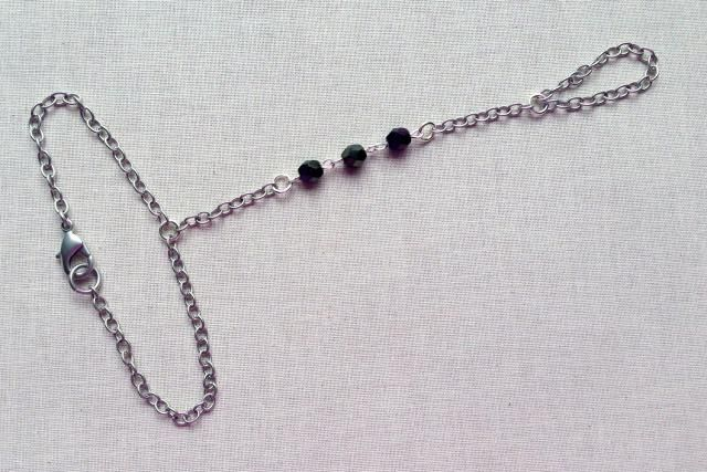 How to Make a Hand Chain Bracelet and Connected Ring
