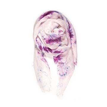 My design inspiration: Marble Scarf Purple Ice on Fab.