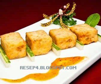 Resep Tahu Crispy Renyah Resep Resep Tahu Resep Masakan Resep
