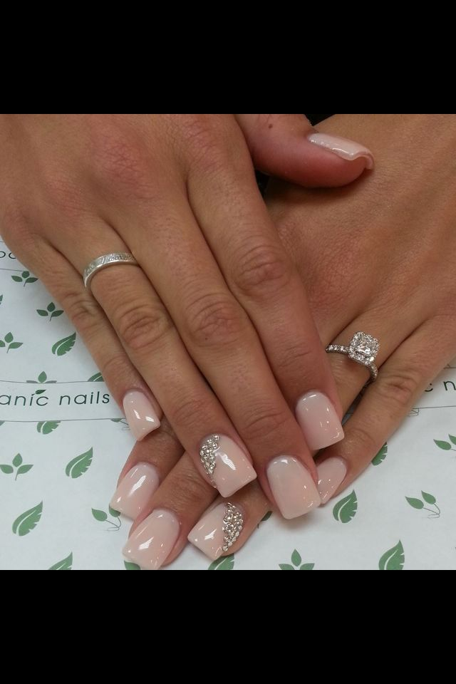 20 fabulous wedding nail designs for 2017 nail designs for 13 fabulous wedding nail designs for women 2014 prinsesfo Images