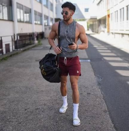 44 ideas sport fitness men workout outfits #sport #fitness