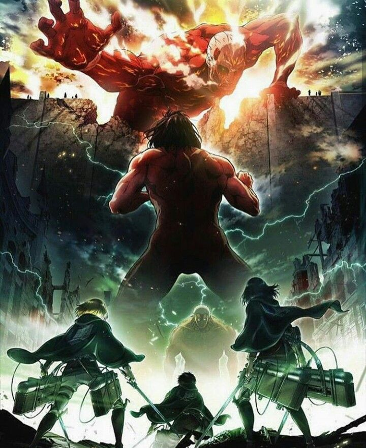 SEASON 2 HAS A RELEASE DATE!!!! Attack on titan season 2 will be released 2017 spring!!! I'm so happy, I can't describe the feeling. Everybody has waited for so long, and now it's comming.