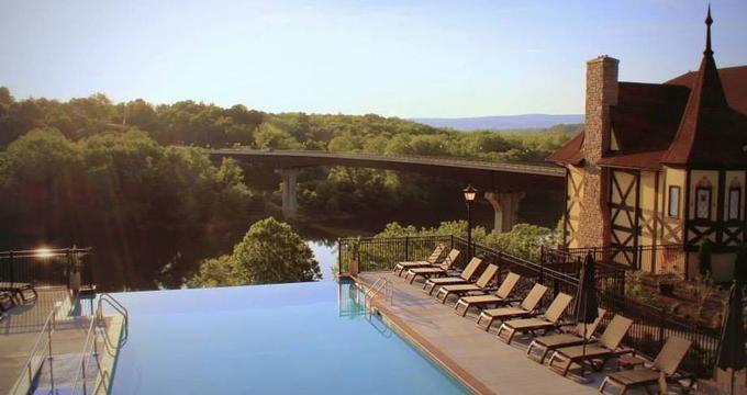 Romantic Getaways In West Virginia: The Bavarian Inn In