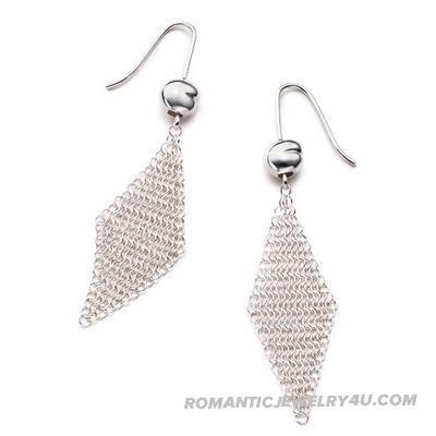 Elsa Peretti® Mini Mesh Earrings