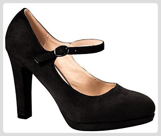 9556350a1e21fa Elara Damen High Heels