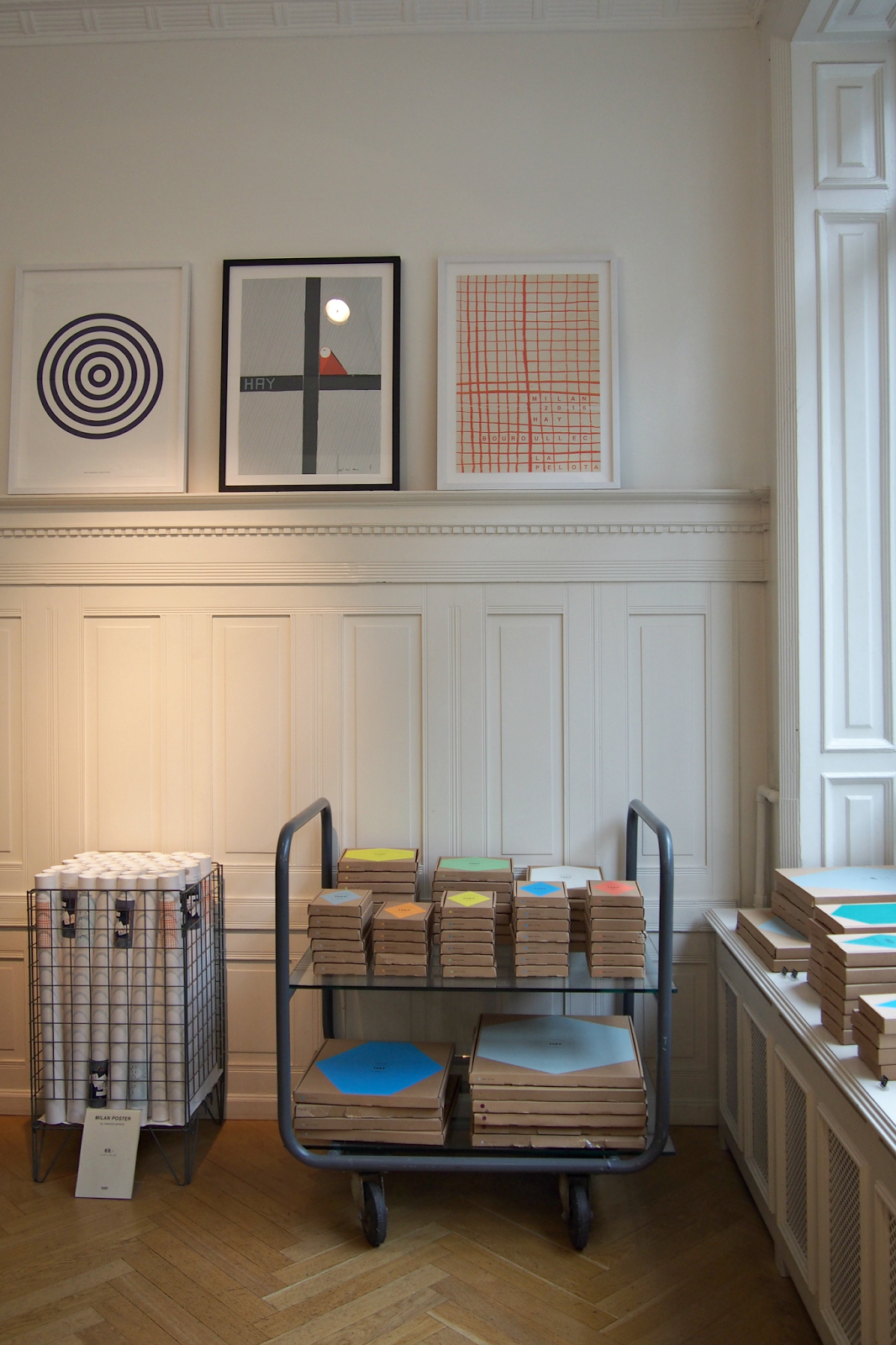 Hannas Home / Hay House in Copenhagen / Danish design