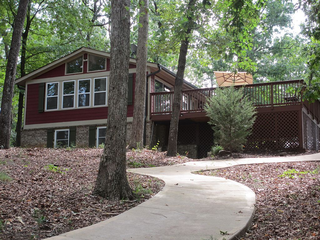 House vacation rental in hartwell ga usa from