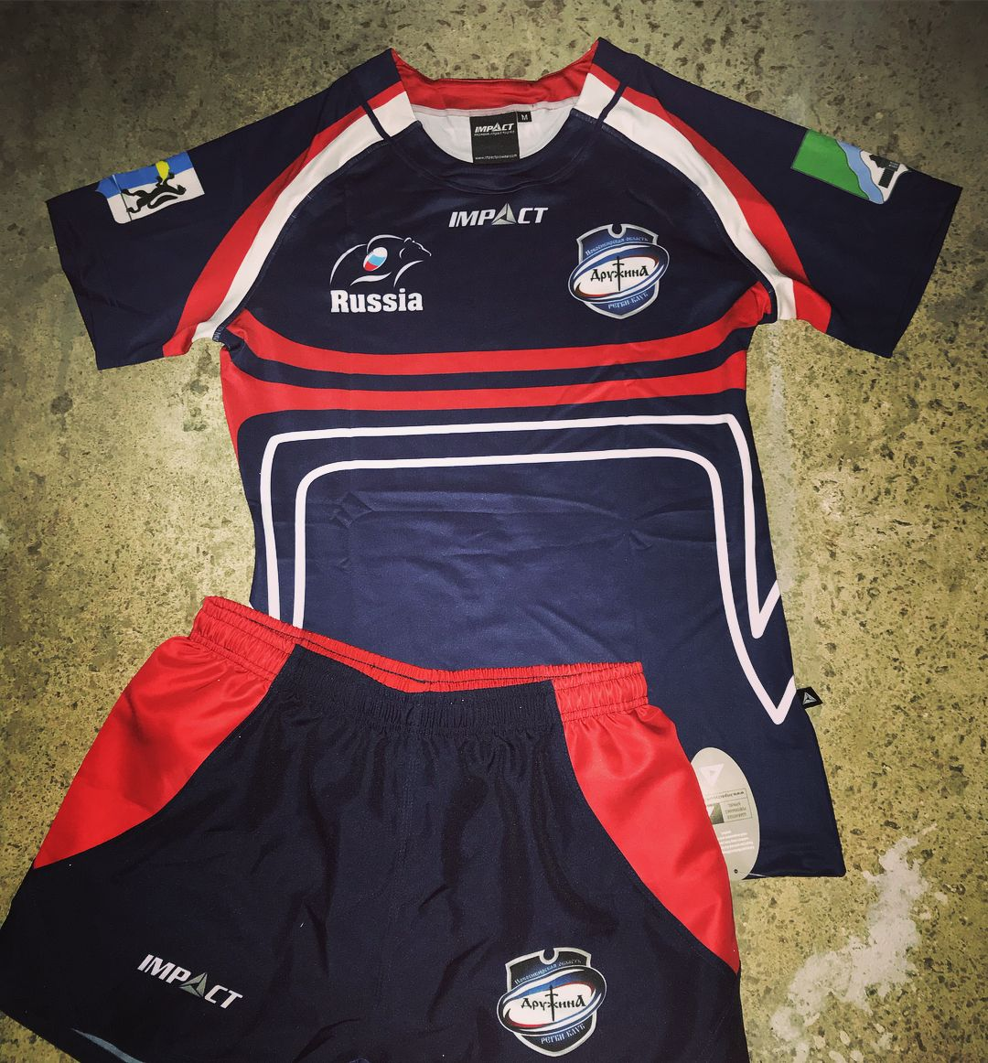 Check Out The Kits For The Newest Team In Siberia Official Rur Rugby Best Of Luck For The Season Boys Www Impactp In 2020 Gym Shorts Womens Gym Women Womens Shorts