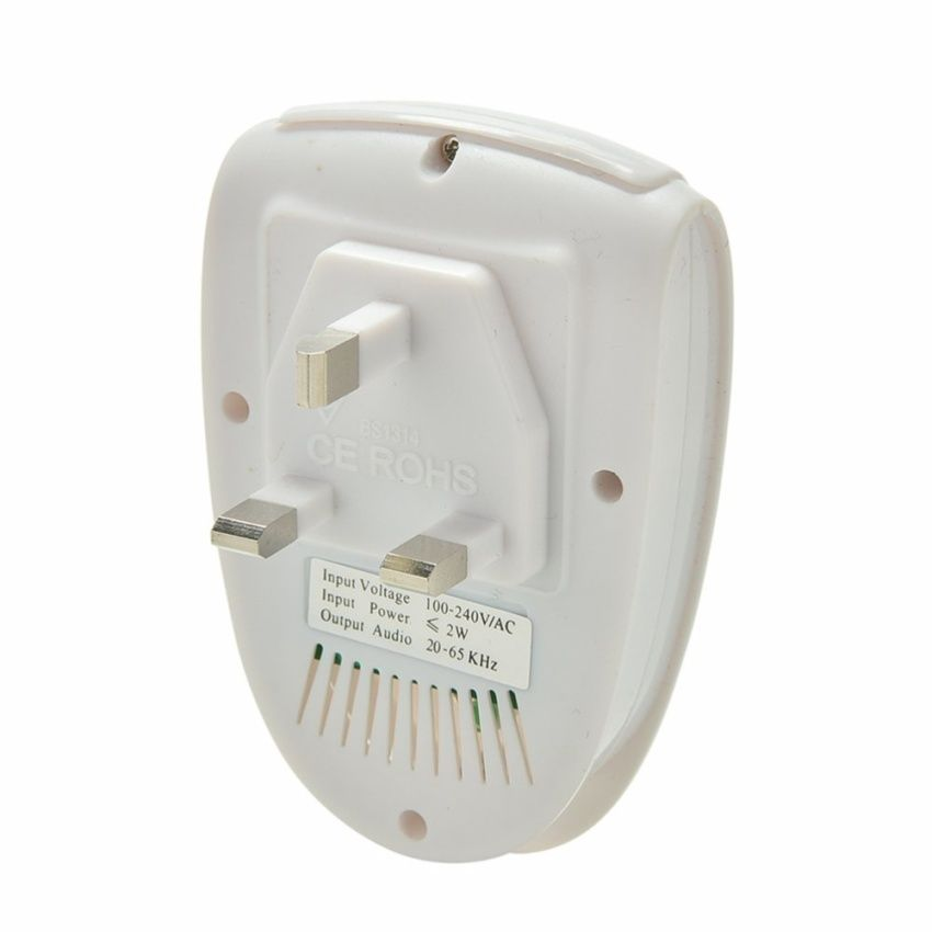 ส่วนลดพิเศษ<SP>Amango Ultrasonic Anti Mosquito Insect Pest Mouse Repellent Electro Repeller UK Plug++Amango Ultrasonic Anti Mosquito Insect Pest Mouse Repellent Electro Repeller UK Plug Color: White Material: ABS High Quality 206 บาท -50% 412 บาท ช้อปเลย  Color: WhiteMaterial: ABSHigh Quality ...++