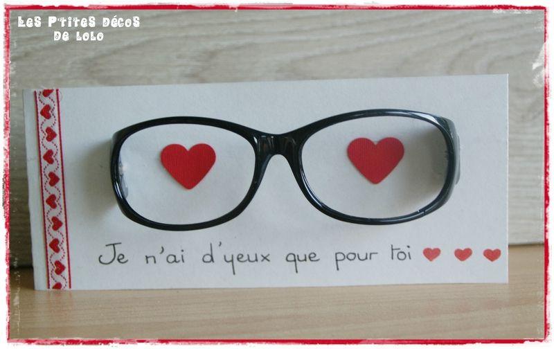 Diy Pour La Saint Valentin Faire Une Carte Avec Une Paire De
