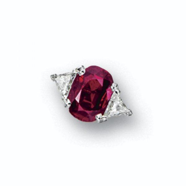 Ruby And Diamond Ring Cartier Jewelry Cartier Jewelry International Jewelry