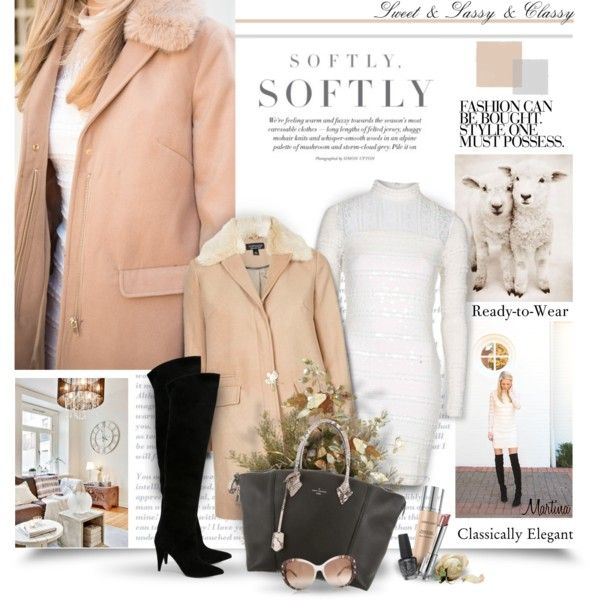 #bloggerstyle #krystalschlegel #topshop #louisvuitton #saintlaurent #StreetStyle #winteroutfit  Set by Martina. @polyvore-editorial @polyvore  January 2nd 2016....
