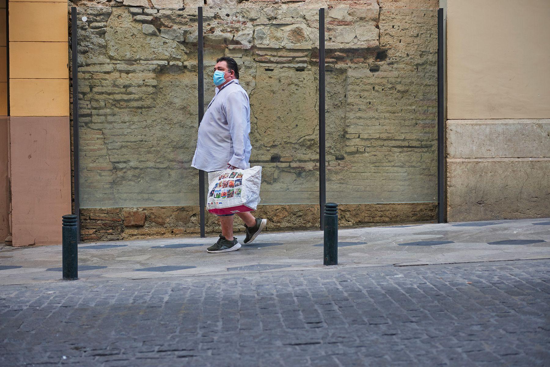 Historias con mascarilla:  Buda va de compras.