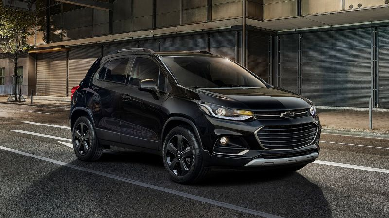 2017 2019 Chevrolet Trax Recalled Due To Detaching Control Arms Chevrolet Trax Trax Chevy