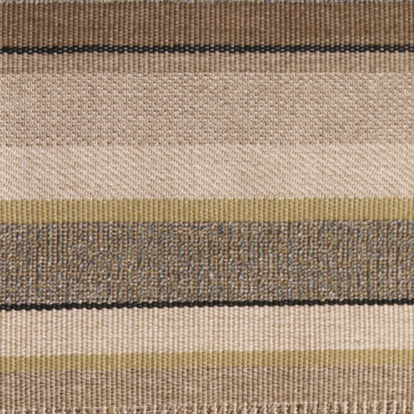 This Is A Tan, Gold, Gray And Black Alternating Inch   2 Inch Horizontal  Stripe Upholstery Fabric, Suitable For Any Decor In The Home Or Office.