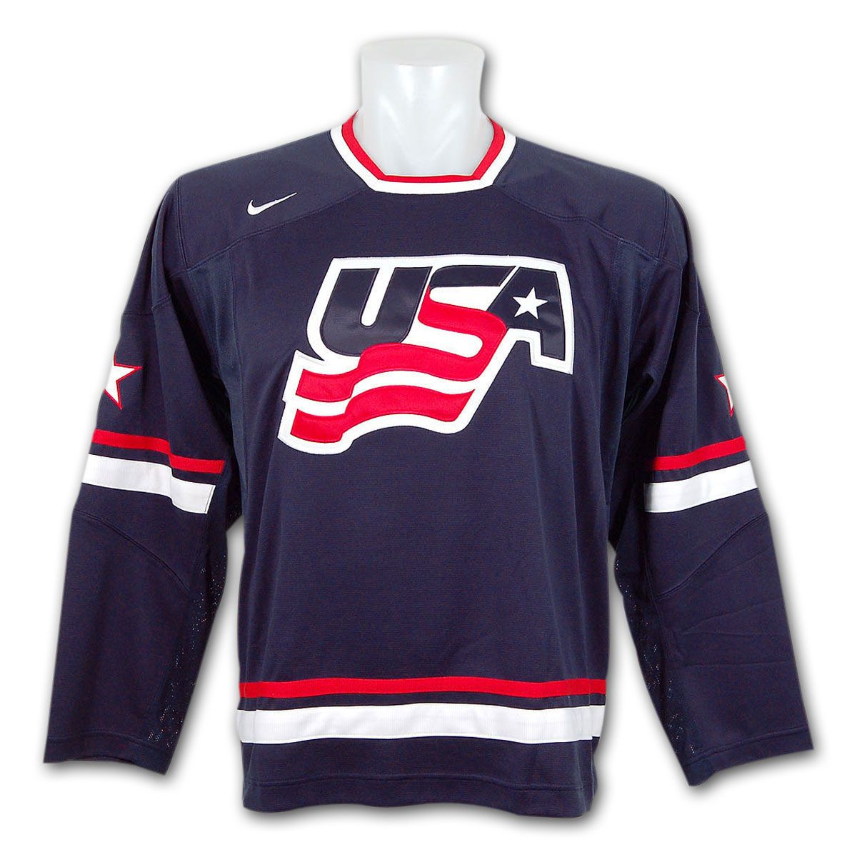 42182f025 Team Usa Hockey Nike Shirt - BCD Tofu House