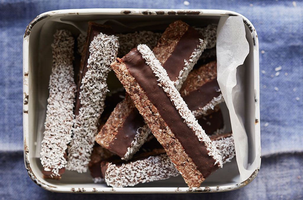 A homemade protein bars recipe thats packed with flavour