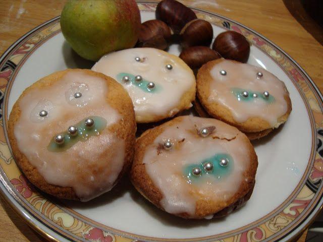 La buona cucina di Katty: Biscotti di Halloween di Giacomo   MY ...