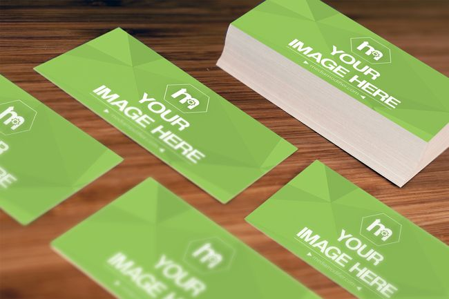 Stack of business cards mockup mediamodifier online mockup business stack of business cards mockup mediamodifier online mockup generator reheart Image collections