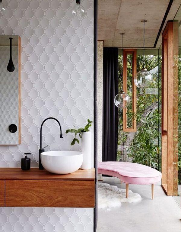 Retro in the rainforest at Planchonella House Australian Design