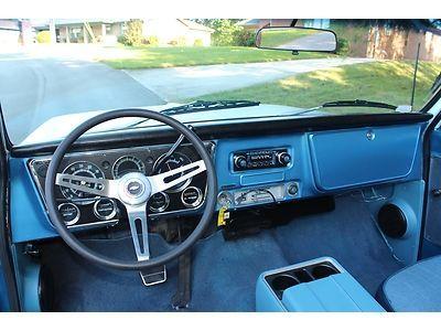 1969 Chevy K5 Blazer 2WD V8 Power Steering Power Disc