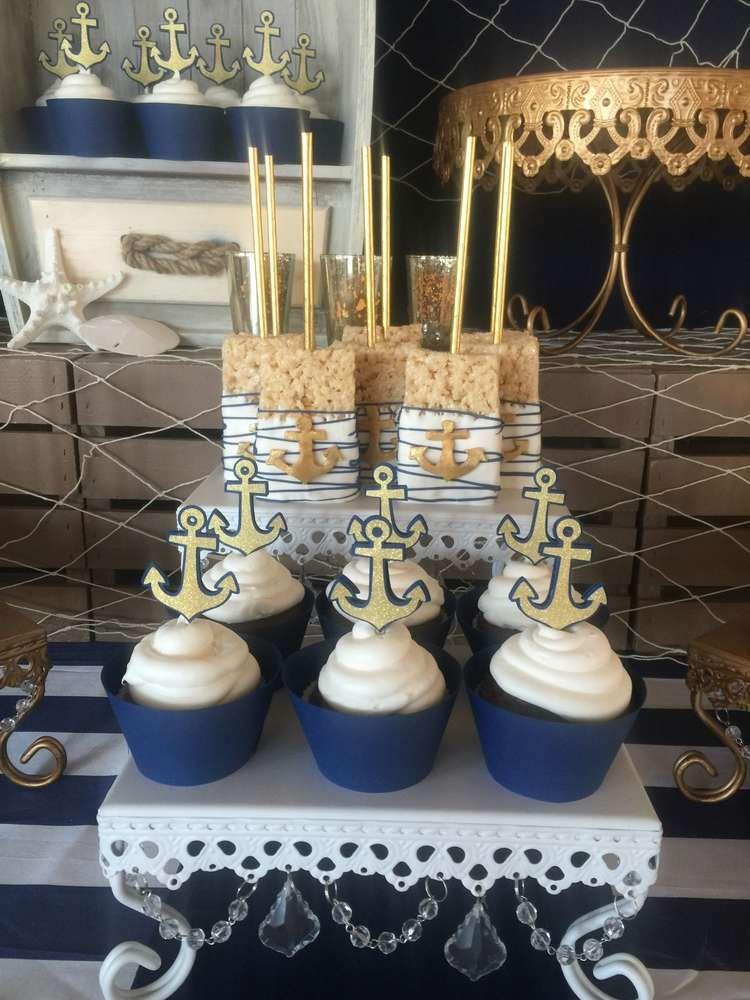 Photo of Nautische Hochzeitsfeier Ideen | Foto 6 von 13