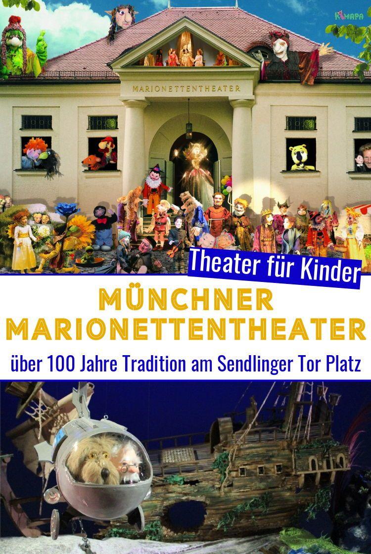 Munchner Marionettentheater Sendlinger Tor Platz Theater Fur Kinder Munchen Kinder Und Munchen Mit Kindern