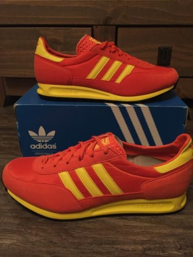 ADIDAS TRX TRAINERS SIZE 10 DEADSTOCK