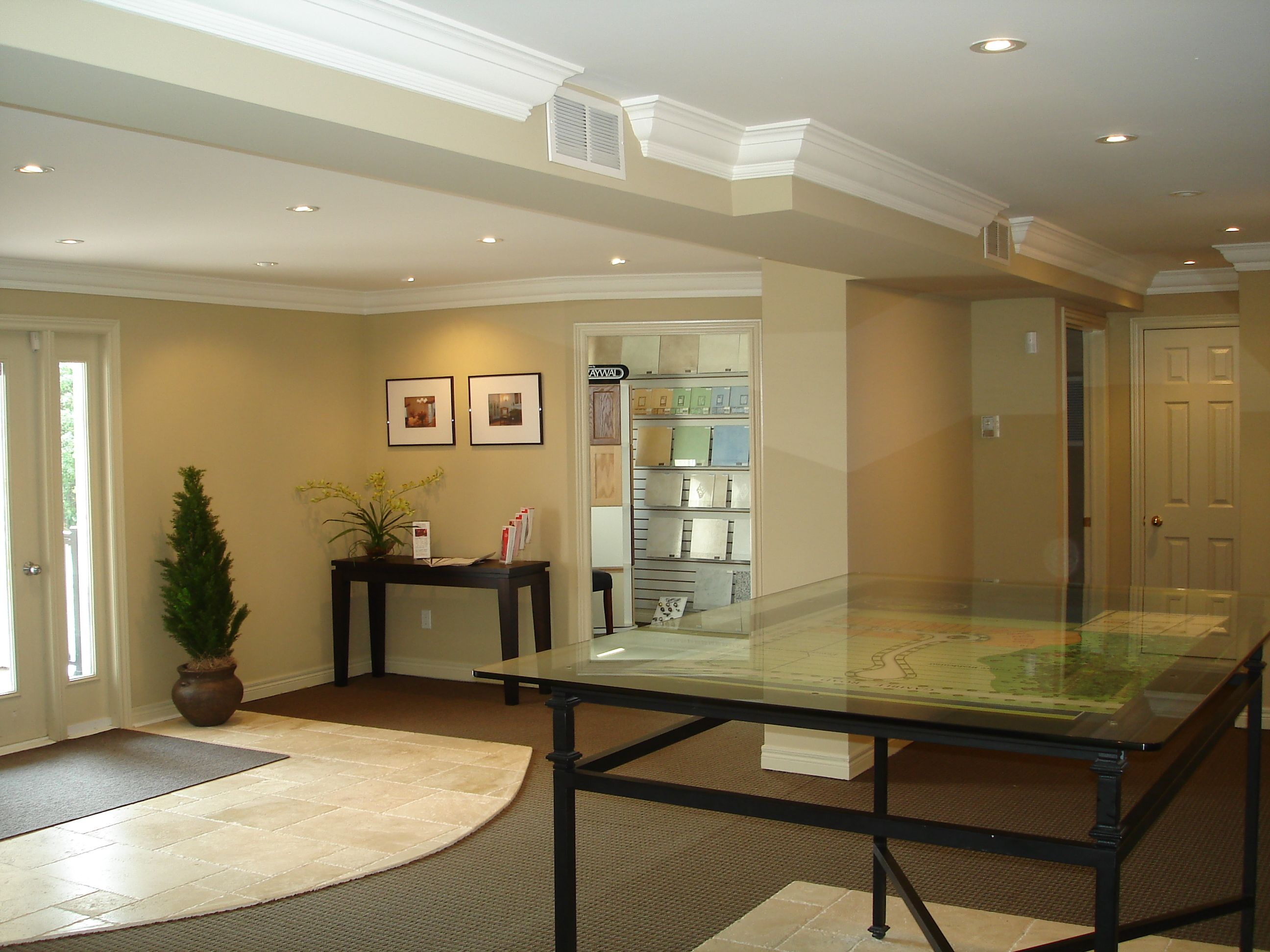 Home Builder Sales Office. | OUR WORK - Commercial Design ...