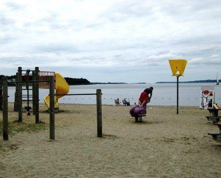 Grinnell S Beach Tiverton Ri