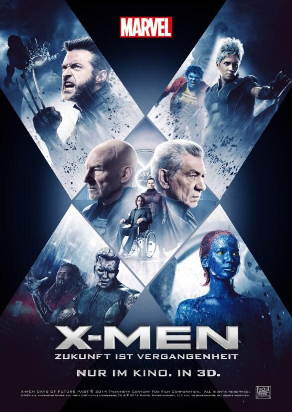New International X Men Days Of Future Past Poster Days Of Future Past X Men Marvel