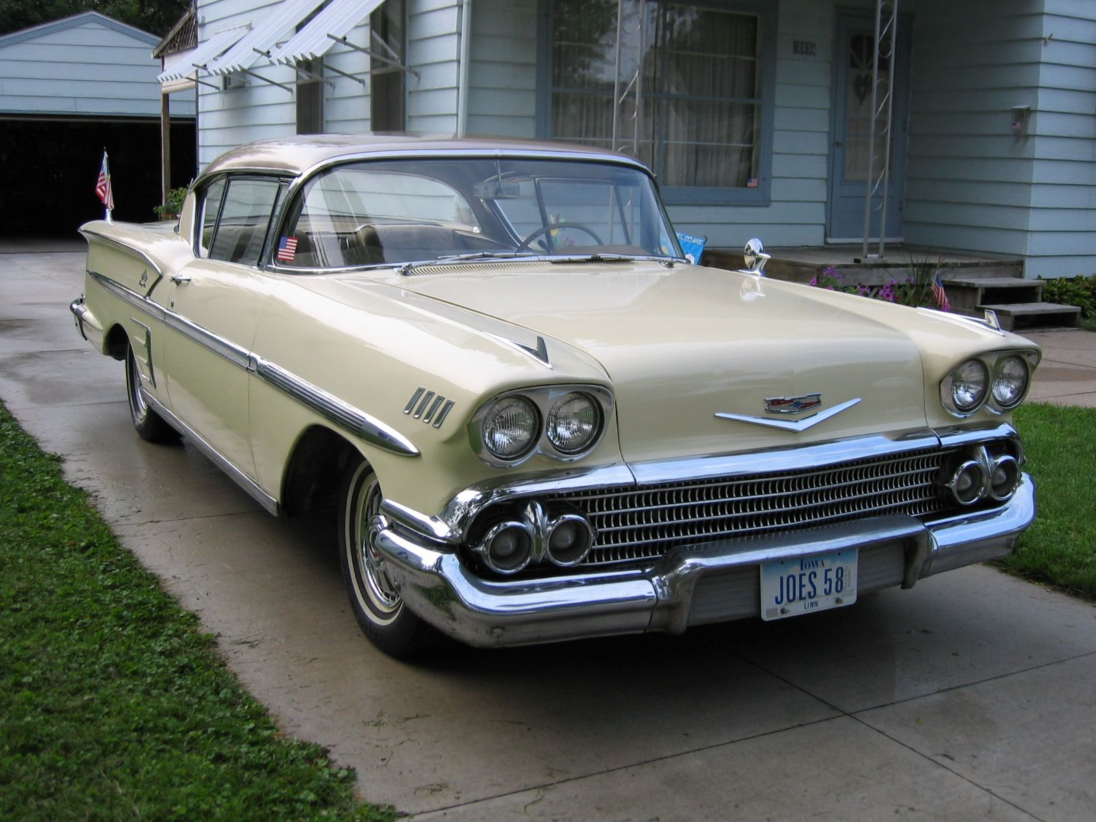 Image Detail For File 1958 Chevrolet Impala Jpg Wikipedia The