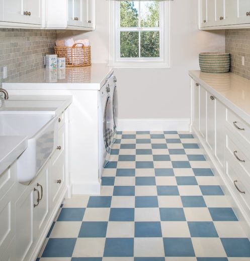 Incredible Best Flooring For Laundry Room Selecting The Ideas