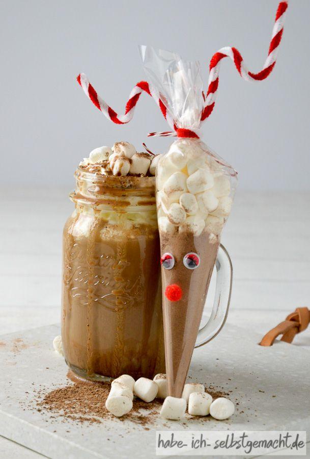 Photo of Heiße Rentier Schokolade – Schnelles weihnachtliches Geschenk aus der Küche